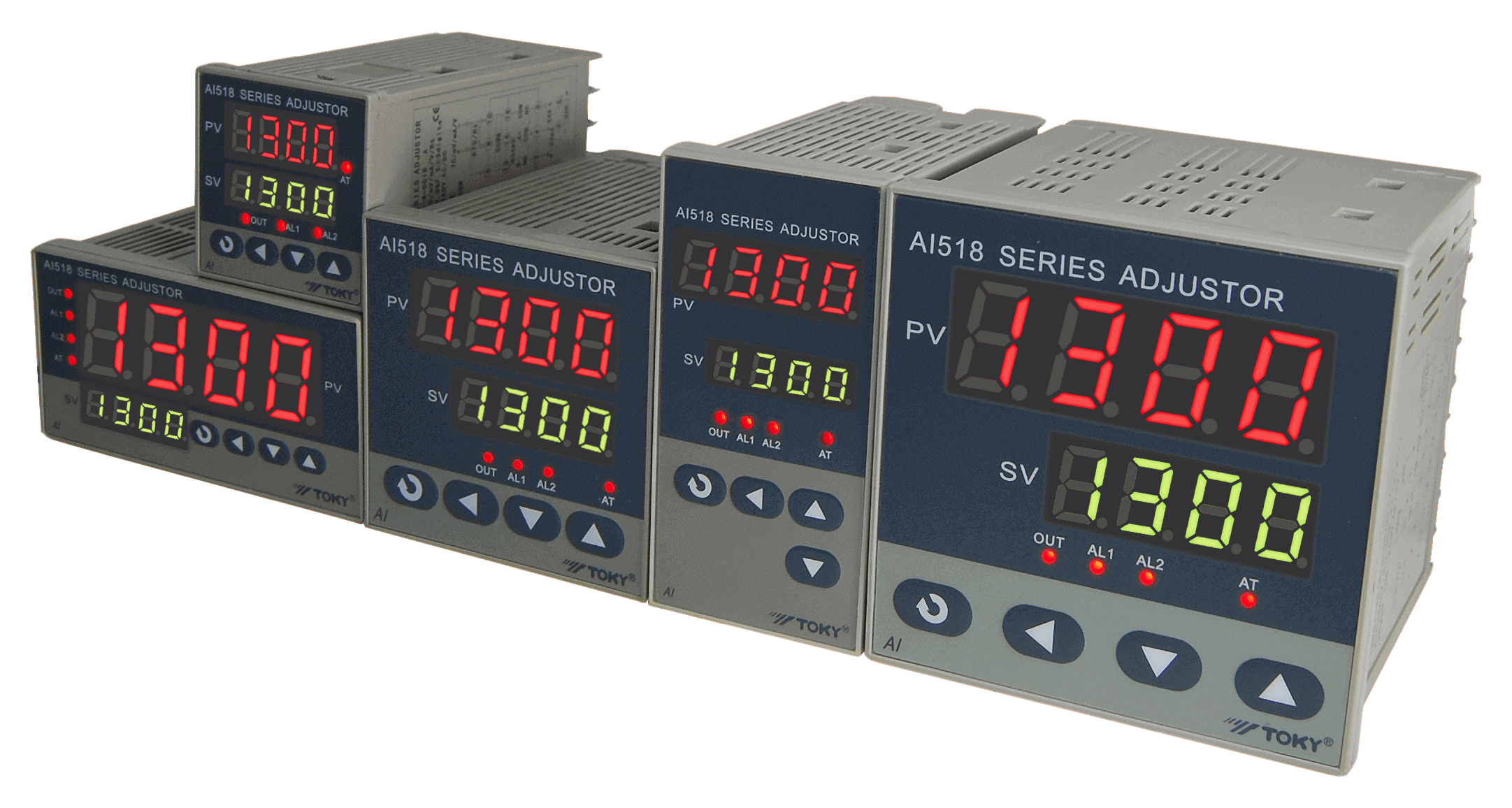 Toky Temperature Controller AI518 Series